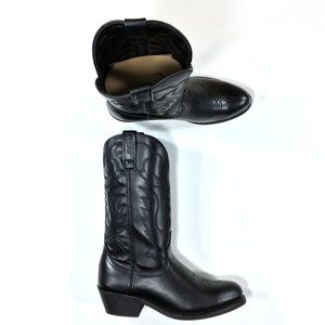 """Guide Gear 12"""" Cowboy Boots Size 8"""